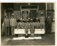 Glen Carbon Coal Miners Rescue Squad 1930 Louisville, KY competition winners