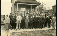 Meeting of the Merchants/Farmers Club in Collinsville