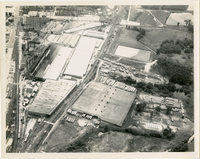 Aerial View of Owens-Illinois Glass Factory