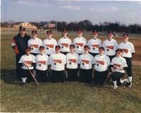 Photograph of the 1999 Women's Tiger Softball Team
