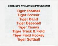 "Edwardsville High School 2008 ""Sports Complex Improvement Proposal Booklet"""