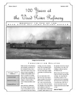 """September 2017 Issue of """"100 Years at the Wood River Refinery"""""""