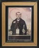 Sanford Monzel Martin in U.S. Navy Uniform