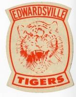 1963 Edwardsville High School Football and Basketball Schedule