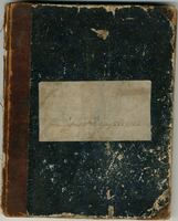 Book of Newspaper Clippings about the Civil War from April 18, 1861 – May 23, 1863