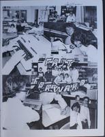 1985 Fast Forward Literary Magazine
