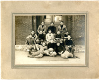 Edwardsville High School Football Team Class of 1910