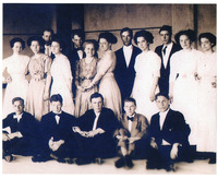 Edwardsville High School Graduation, Class of 1910