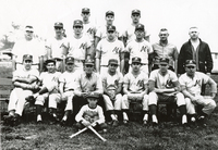 1967 Maryville Red Sox Team Photograph