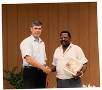 1990s 25th Year of Service Award