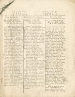 "1942 Edwardsville High School ""Tiger Times"" vol. 4 no. 15"