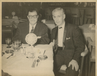 George Musso and Jack Buck