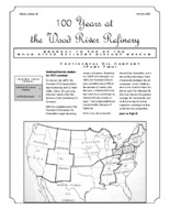 """October 2017 Issue of """"100 Years at the Wood River Refinery"""""""