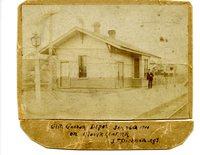 Clover Leaf Train Station