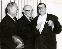 Three Pro Football Hall of Famers