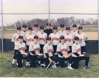 1998 Women's Tiger Softball Team