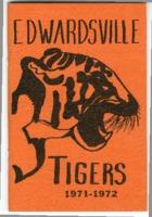 1971-72 Edwardsville High School Student Handbook