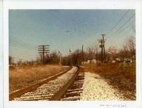L&N Railroad tracks