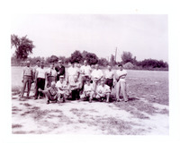 1958 Team Photograph of Mechanical Tigers