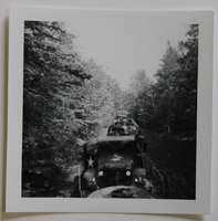 Gas Tanker Convoy in West Germany in the 1960s