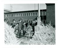 1963 Kennedy Memorial Service Photograph