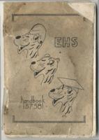 1957-58 Edwardsville High School Student Handbook