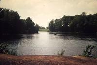 1958 Photograph of Chinatown Lake now known as Maryville Fishing Club Lake