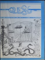 1990 Quest Literary Magazine