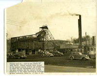 Front view of Chapman Coal Company