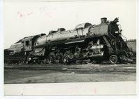 Illinois Central Railroad Steam Engine No. 2720
