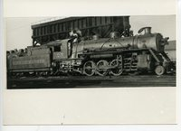 Alton and Southern Steam Engine No. 25