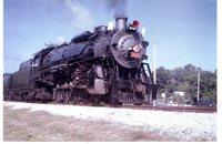 Steam Train No. 1522