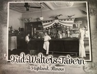 Kid Walters Tavern in Highland