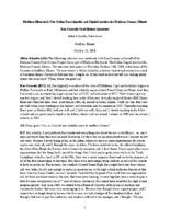 Ken Conrady Oral History Interview