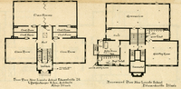 Floor Plan for the New Lincoln School
