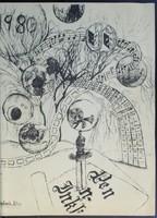 1979-1980 Pen-n-Inklings Literary Magazine
