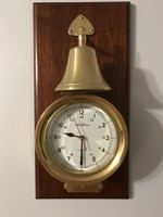 Clock Given to 30-year Employee of Granite City Steel Mill