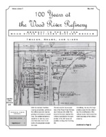 """May 2017 Issue of """"100 Years at the Wood River Refinery"""""""