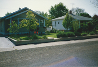 1997 Photograph of an East Alton Bungalow Built in the 1940s