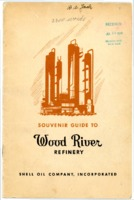Shell Oil Company Souvenir Guide to Wood River Refinery