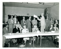 1951 C.R. Allen Retirement Party