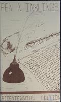 1976 Pen-n-Inklings Literary Magazine