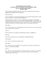 David Steinberg Oral History