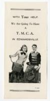 1940s Edwardsville YMCA Brochure