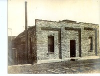 Building on the coal mining property