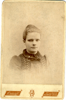 Photograph of Mary Hill Gregory