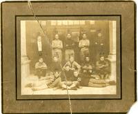 1910 Edwardsville High School Football Team
