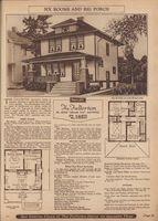 1925 Fullerton Catalog Listing