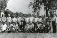 1967 Maryville Over Age 35 Team