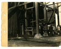Miners entering into the mines
